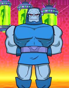 Darkseid Go!