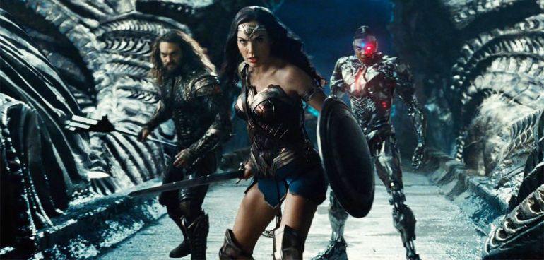 Justice League - AWC
