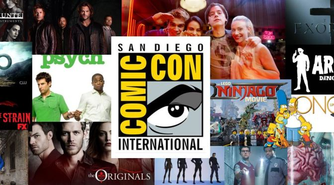 SDCC 2017 Recap: Everything You Want/Need to Know (Part 1)