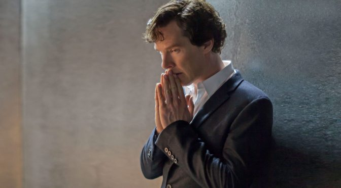 SDCC: Sherlock No More