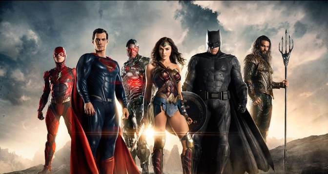 Review: Justice for the League