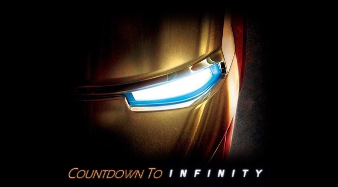 Countdown To Infinity: Iron Man