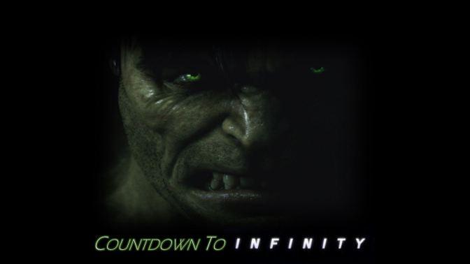 Countdown to Infinity: The Incredible Hulk