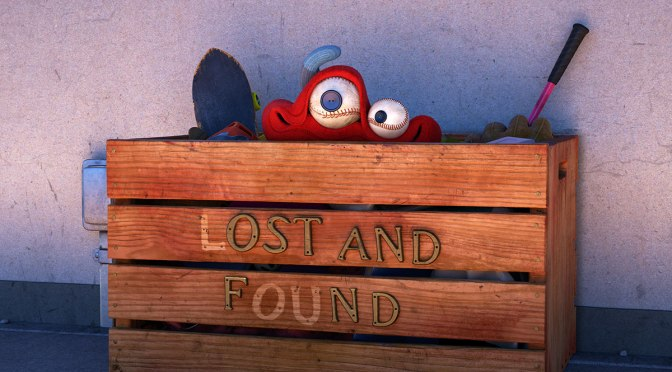 "Golden Rule: It's Okay To Admit You Haven't Seen Pixar's ""Lou"""