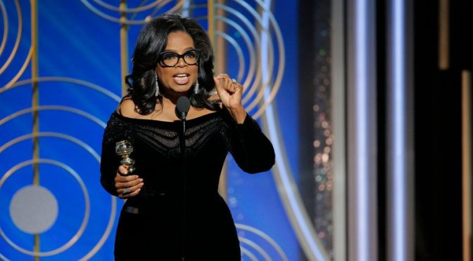 75th Annual Golden Globes Recap: Time's Up