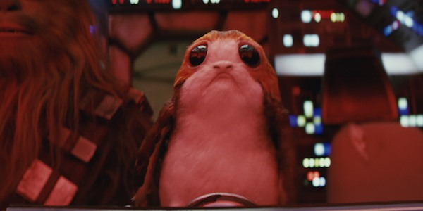 """Golden Rule: """"The Last Jedi"""" – Porgs Can Only Do So Much"""