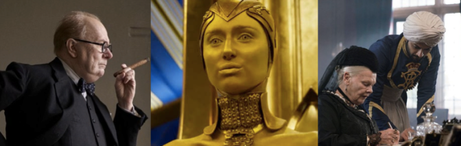 Golden Rule: The Shortlist for Hair and Makeup Oscar Nominees