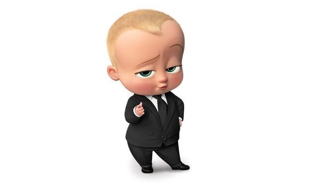 """Golden Rule: """"Boss Baby"""" Is Crawling In This Race"""