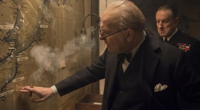 Golden Rule: Darkest Hour is Oldman's Shining Moment