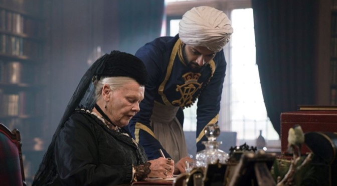 Golden Rule: Victoria & Abdul – The Requisite Period Piece