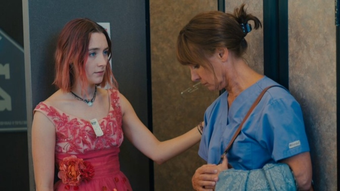 Golden Rule: Lady Bird is The Best Picture of 2017