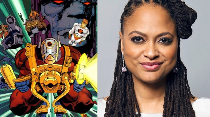 "Ava Duvernay brings ""New Gods"" to DC (And Maybe a New Universe)"