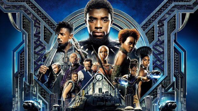 "91st Oscar Blast: Black Panther Review – ""It's Hard For a Good Man To Be King"""