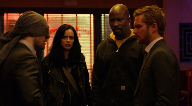 Countdown to Infinity: MCU Timeline Pt. 4 1980-1999 (The Defenders are Born)