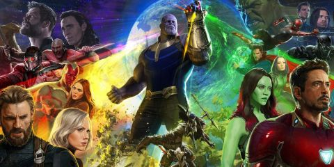 Countdown to Infinity: Phase 2 Films
