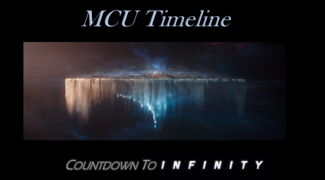 Countdown to Infinity: MCU Timeline Pt. 1 – The Birth of the MCU