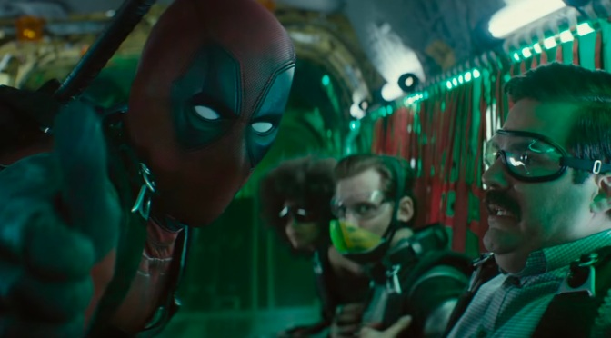 Deadpool 2 – Choose Your Own R Rated Adventure!