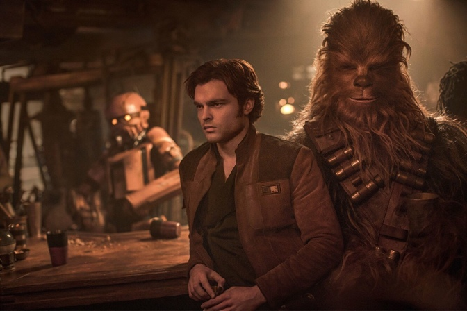 The Road To Solo: How the Han Solo Film Came Together