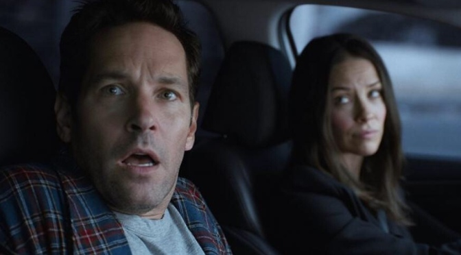 Ant-Man and the Wasp: That Insane Credits Scene