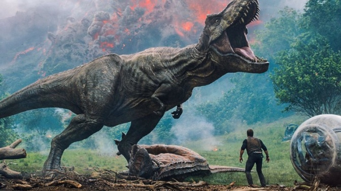 Jurassic World: Fallen Kingdom – Rise of the Planet of the Dinosaurs