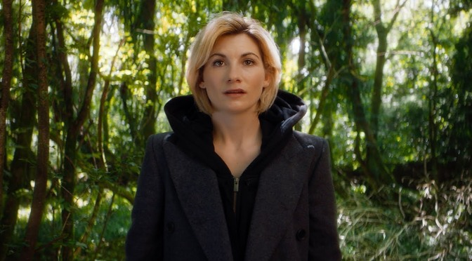SDCC: Doctor Who Returns!