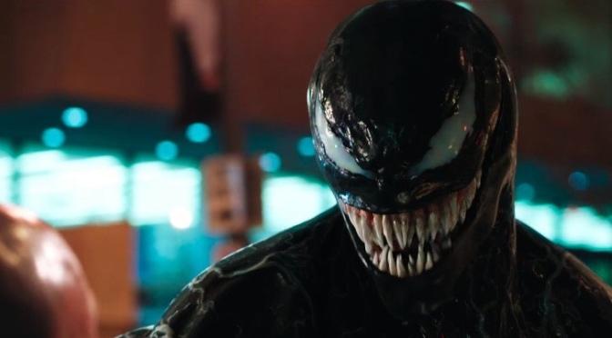 SDCC: Venom