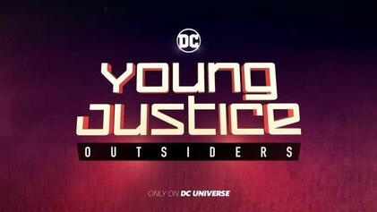 SDCC: Young Justice: Outsiders – DC Universe