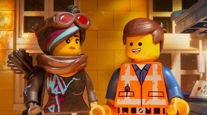 SDCC: The Lego Movie 2: The Second Part! Panel and Footage Description!