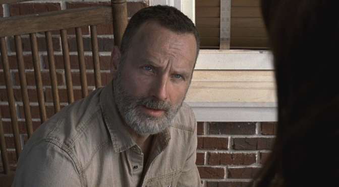 SDCC: The Walking Dead Says Goodbye To Rick