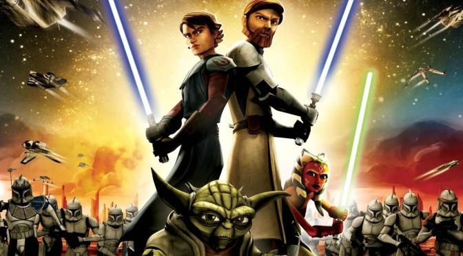 SDCC: Star Wars Clone Wars Returns! (Updated)