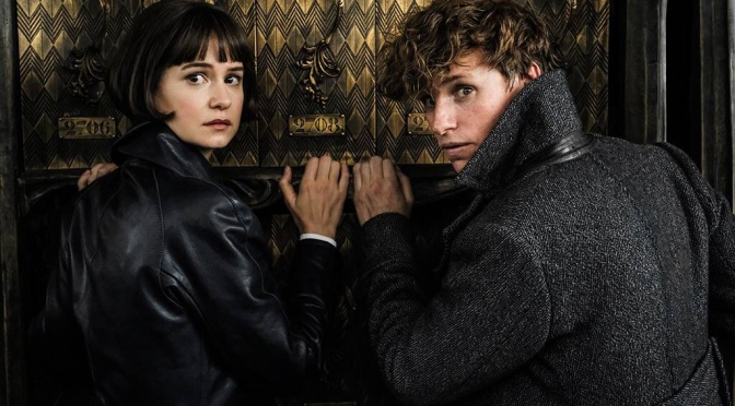 "SDCC: ""Crimes of Grindelwald"" Takes Us Back to Hogwarts"