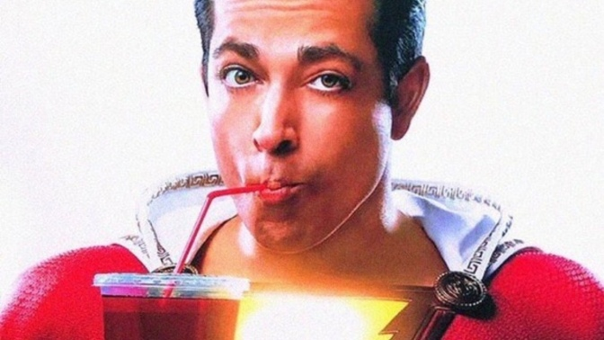 SDCC: Shazam – Trailer, Images and Panel Details