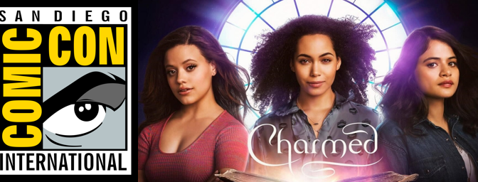 SDCC: CW Reboots Charmed