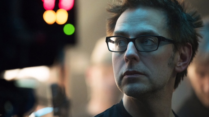 James Gunn Fired from Marvel