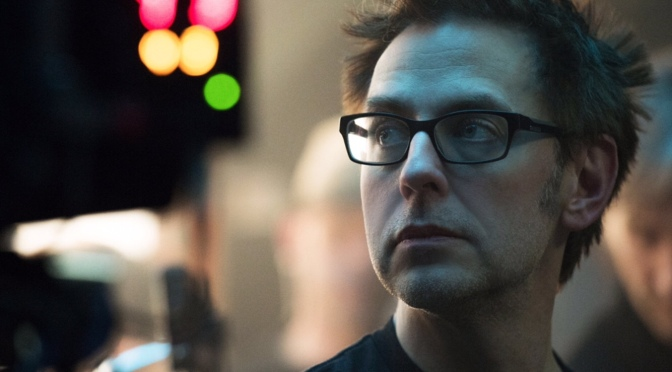 James Gunn Fired from Marvel