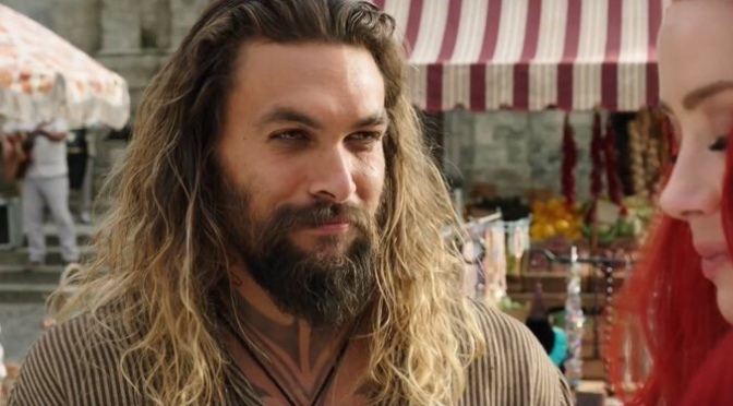 SDCC: Aquaman Trailer and Footage Revealed