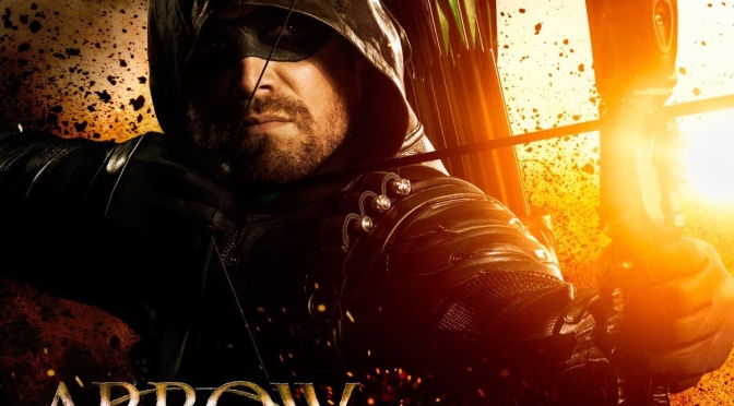 SDCC: Arrow Season 7 Details!