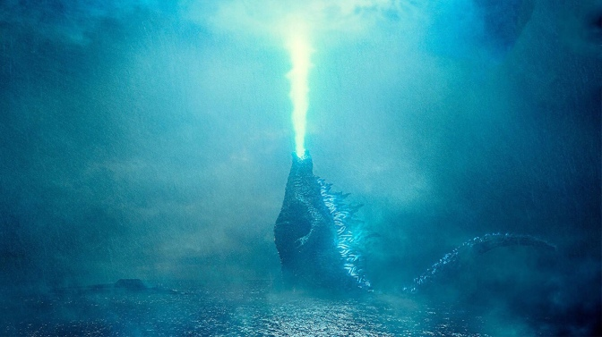 SDCC: Godzilla King of Monsters