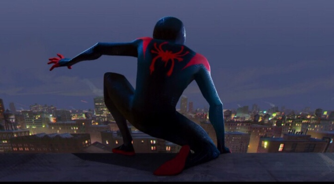 SDCC: Spider-Man Into The Spider-Verse – Steinfeld, Johnson, Moore, Cage, Glenn and Mulaney!