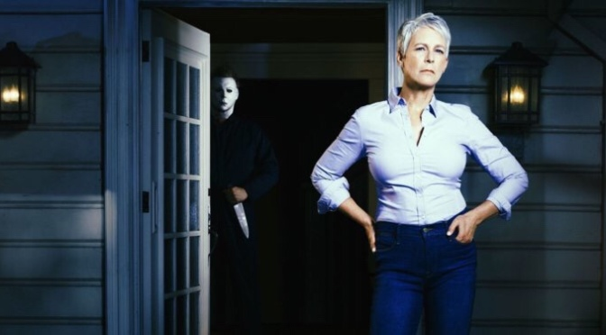 SDCC: Halloween – Jamie Lee Curtis is Our Queen