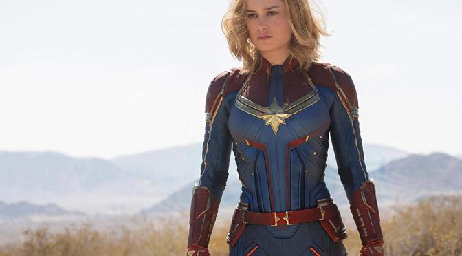 Captain Marvel Trailer: Brie Larson is the Next Big MCU Hero (Updated)