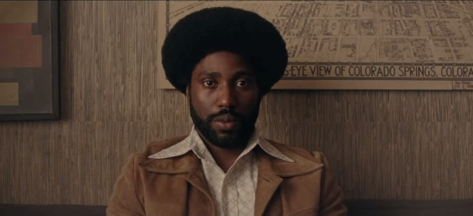 Oscars 2019 – BlacKkKlansman Review: A Powerful, Brilliant Film