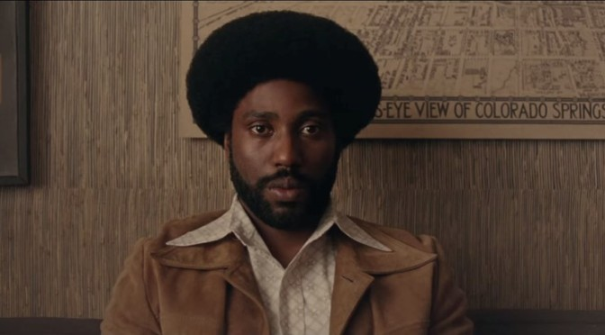 91st Oscar Blast: BlacKkKlansman Review – A Powerful, Brilliant Film