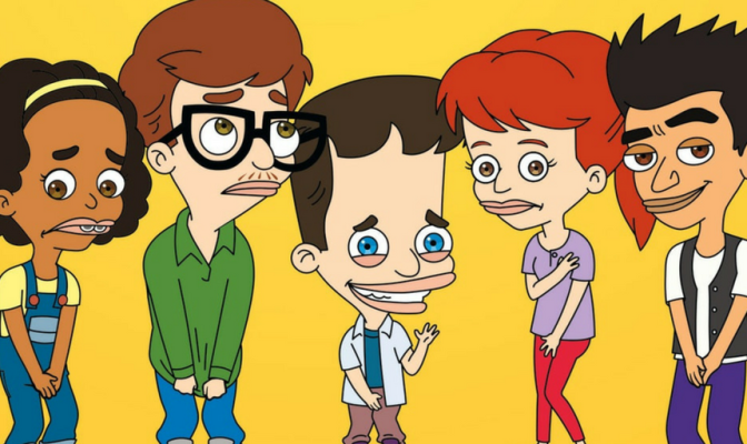 """Big Mouth Season 1 Review: """"Life Is A F**ked Up Place"""""""