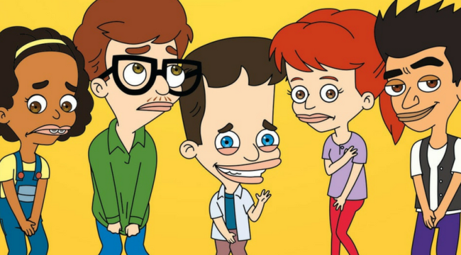 "Big Mouth Season 1 Review: ""Life Is A F**ked Up Place"""