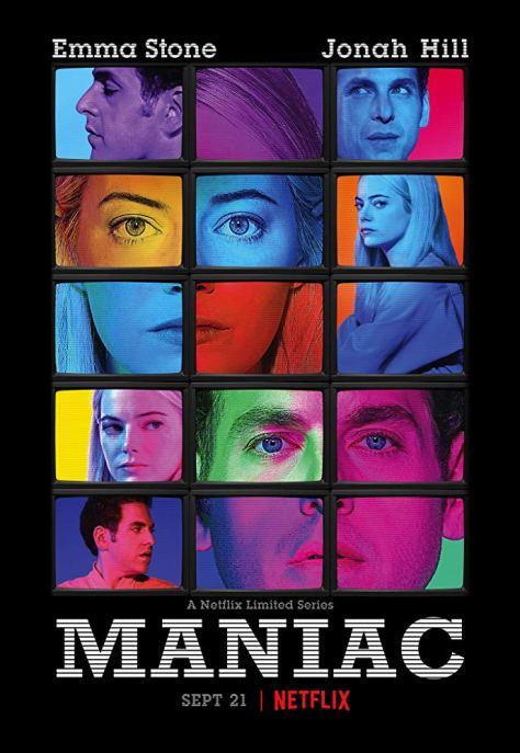 Maniac Poster