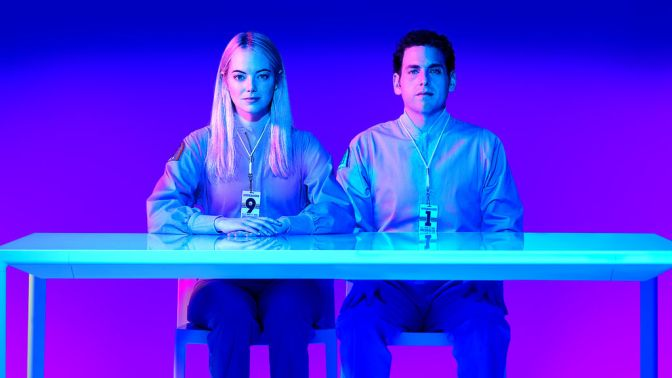 Maniac Review: An Intense and Intelligent Superbad Reunion