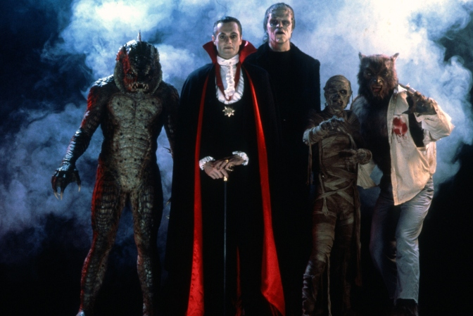 10 Underrated Movie Monsters (by Toby)