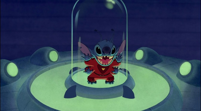 Live Action Lilo and Stitch in Development