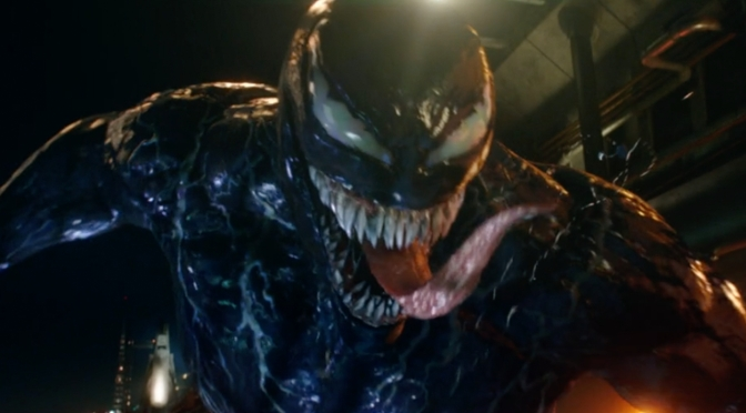 Venom Review: A Messy Film Full of Potential